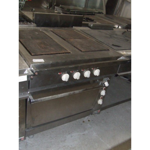 """""""Boppas"""" 4 electric oven and gas stove Cookers"""